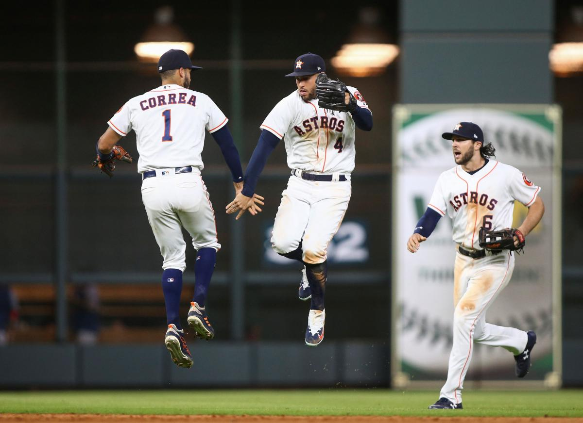 MLB Standings 2018 Astros Red Sox Yankees Make Cases To Be World Series Favorites