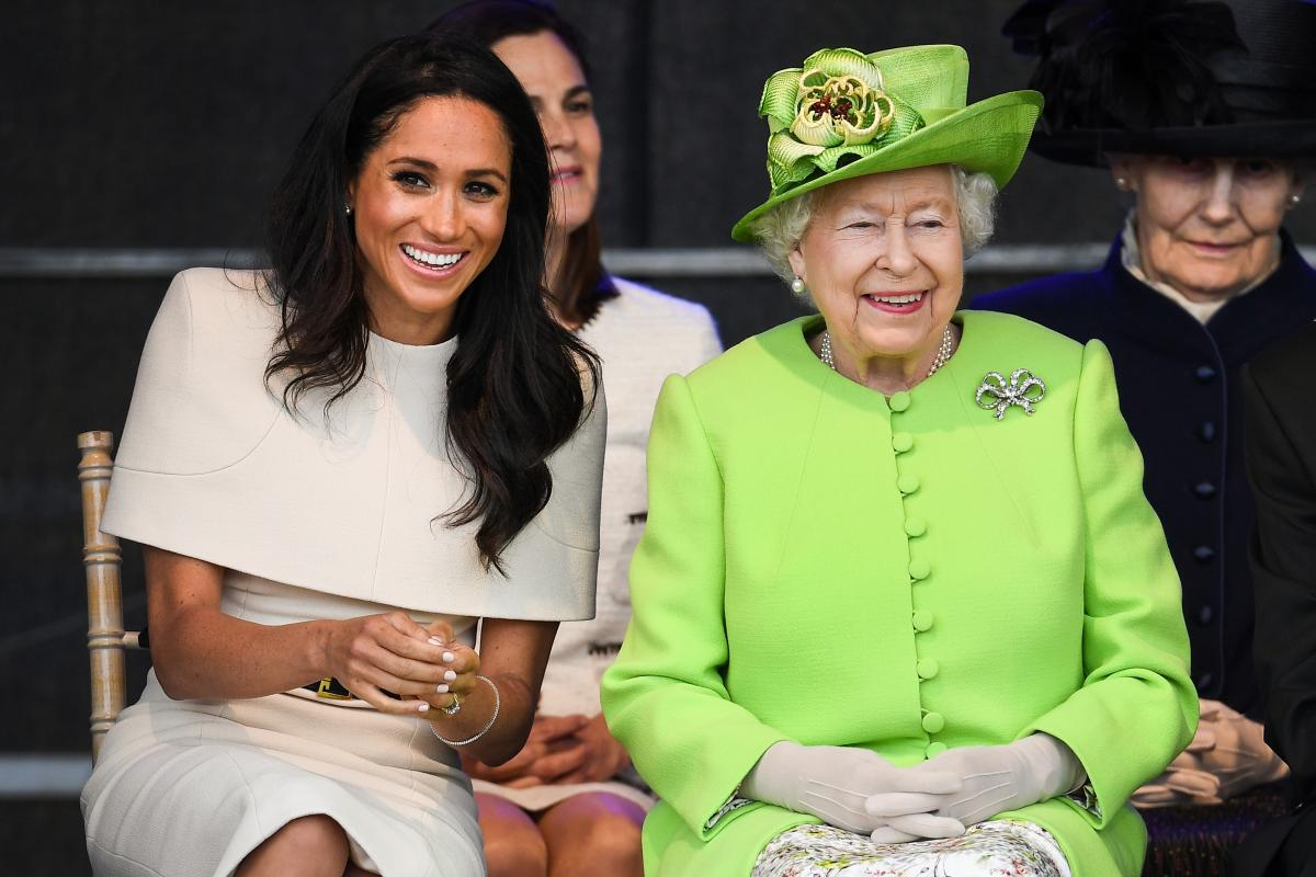 The Truth About Meghan Markles Relationship With Queen Elizabeth