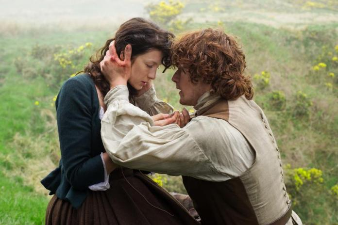 Outlander' Season 1 Spoilers: Jamie Gets Violent With Claire; Why Was The Spanking Scene Necessary?