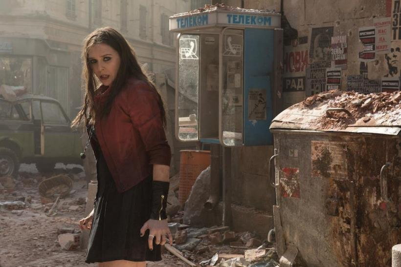 """""""Captain America: Civil War"""" doesn't hit theaters until May 2016, but a new featurette video also focuses on a few of the supporting characters, like Scarlet Witch/Wanda Maximoff (Elizabeth Olsen)."""