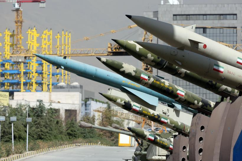 Iran ballistic missile test-firing UN Resolutions