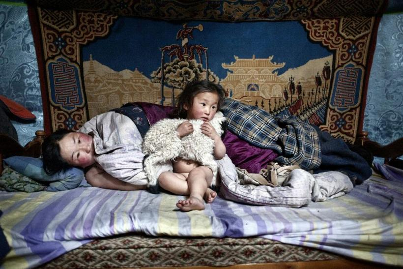 Environmental migrants: the last illusion. Ulaan Baator, Mongolia #06, 2011