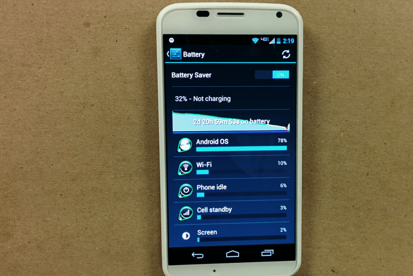Moto X Battery Life Review Issues Problems Tips and Tricks