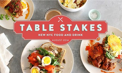 Table Stakes - August 2014 - NYC
