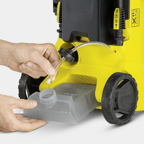 K 3 Full Control: Limpia solución de depósito