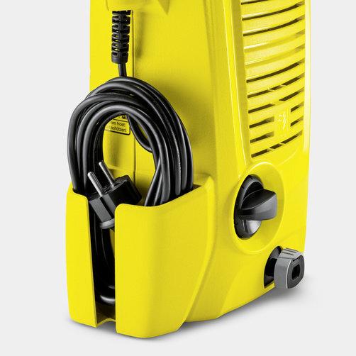 K 2 OPP: Интегрирано място за съхранение на кабела