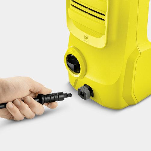 K 2 Compact: Лесно свързване
