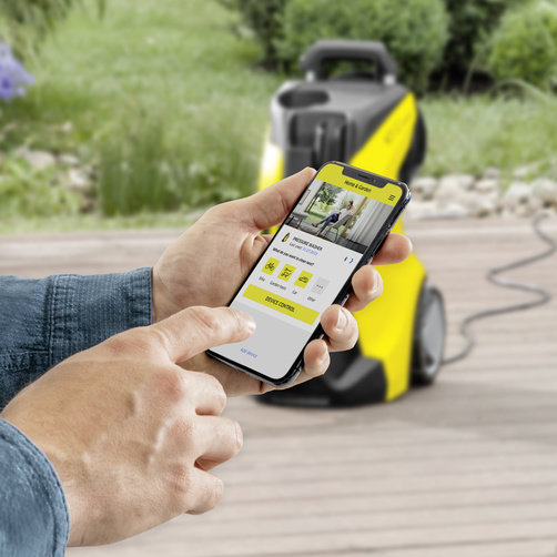 K 7 Smart Control Home: Bluetooth връзка с приложението Home & Garden