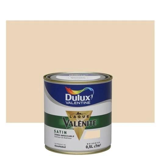 Peinture Beige Coquille Doeuf DULUX VALENTINE Valnite 0