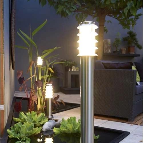 Clairage Extrieur Luminaire Jardin LED Leroy Merlin