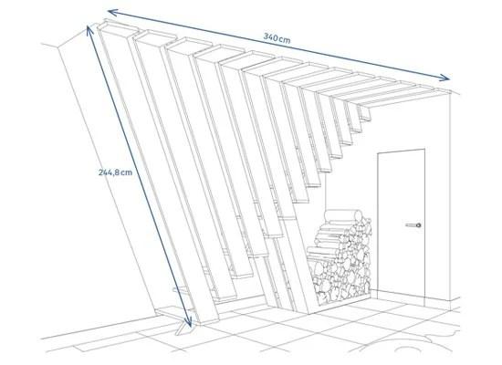 Realiser Un Habillage En Planches Pour L Escalier Leroy Merlin