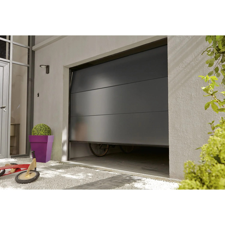 Porte De Garage Standard Au Meilleur Prix Leroy Merlin