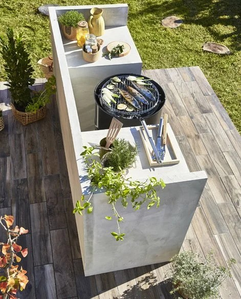 Amenagement Coin Barbecue Best Ides Pour Amnager Une
