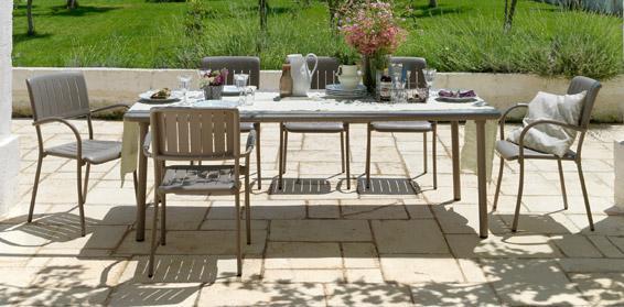 Table Jardin Nardi - Ala Model Kini