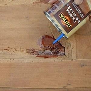 reparation du bois