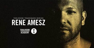 Toolroom Trademark Series – Rene Amesz