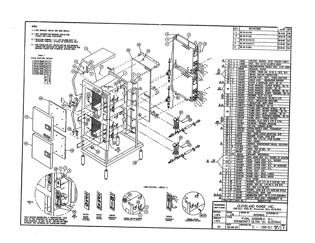 Garland Mco Gs 10 S Wiring Diagram