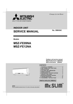 Air Conditioning Mitsubishi Mr Slim Wiring Diagram