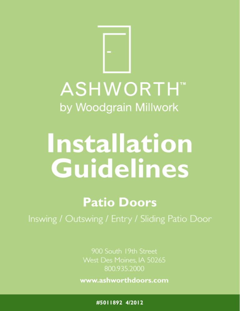 ashworth pro6068ps10ltpiwstnk
