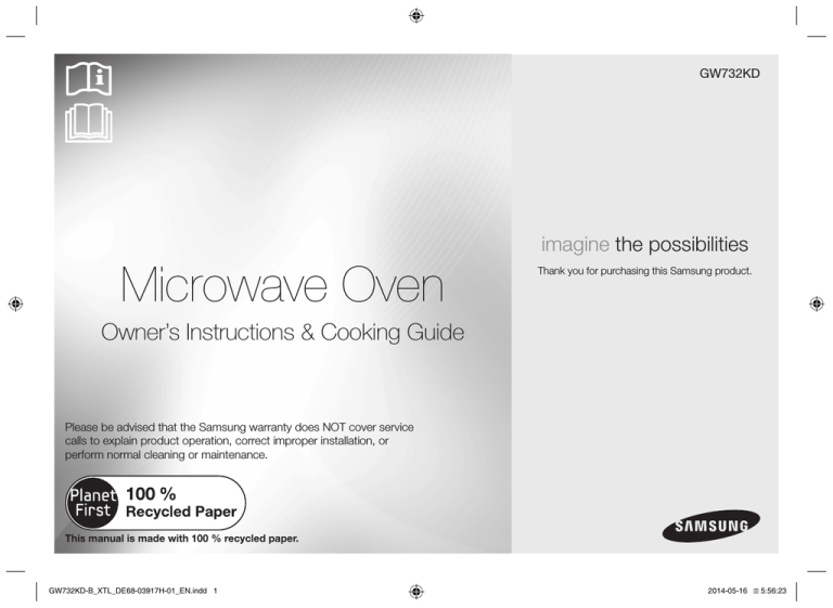 samsung microwave oven me18h704sfs manual