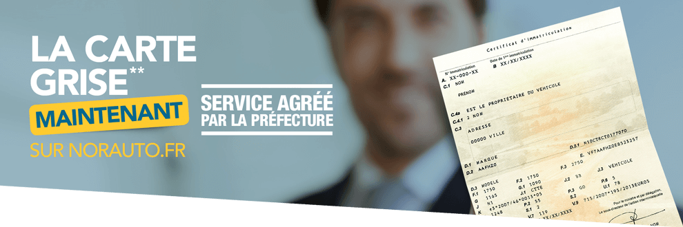 carte grise votre certificat d
