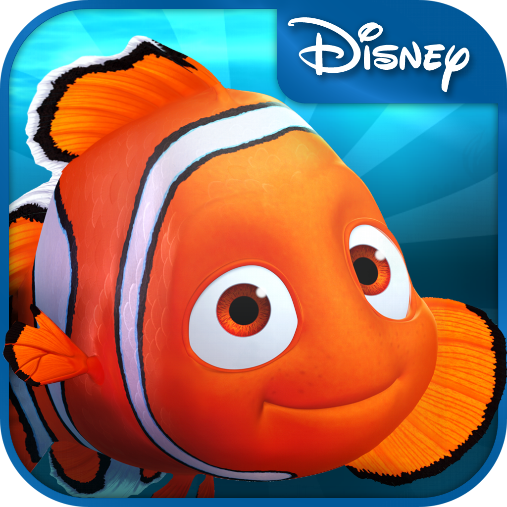 Just Keep Swimming And Finding Treasure In Nemo S Reef