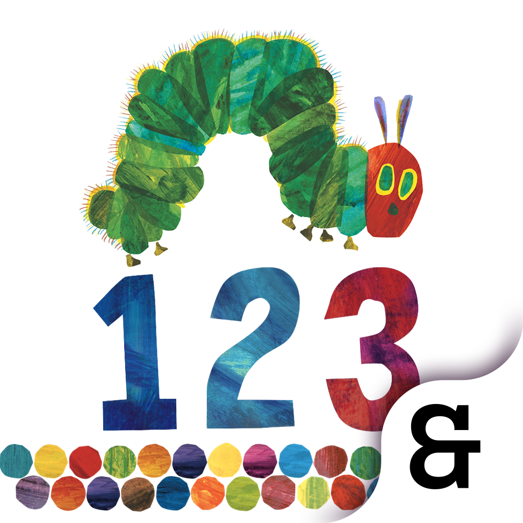 Counting With The Very Hungry Caterpillar For Ipad By