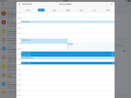 VMware Boxer Screenshot
