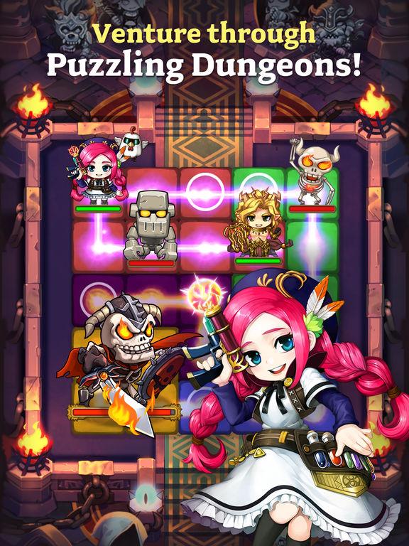 Dungeon Link Screenshot