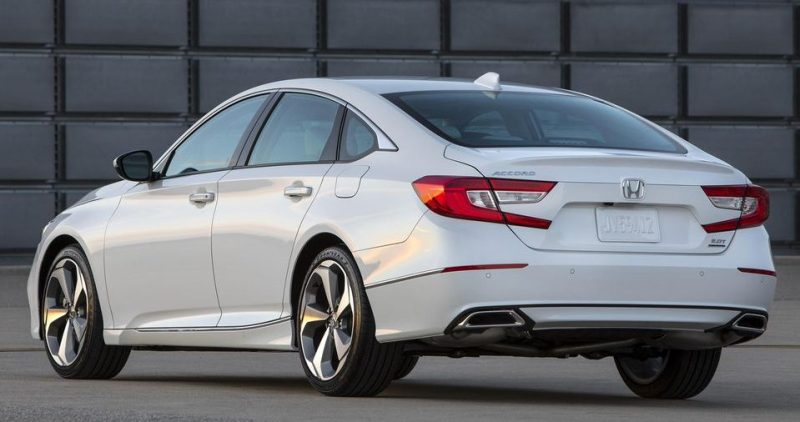 NOVO HONDA ACCORD 2019