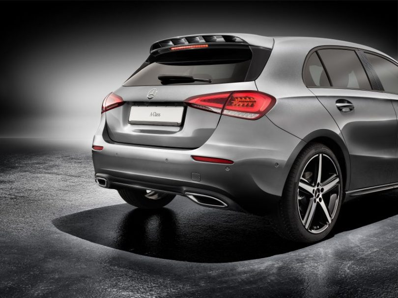 W177 Mercedes-Benz A-Class 运动套件及新轮圈推出 Image #66907