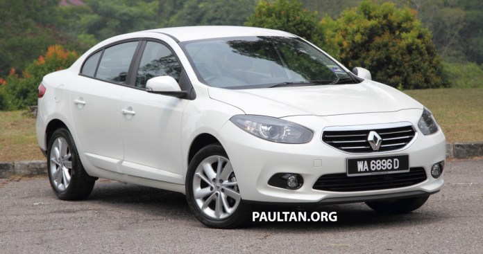 Renault Fluence 2 0 Reviewed In Malaysia
