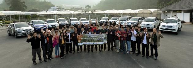 2016 Malásia Bio-diesel Camerons drive - 3