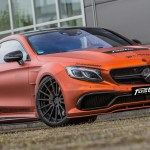 Mercedes Amg S63 Coupe By Fostla With 740 Hp Paultan Org