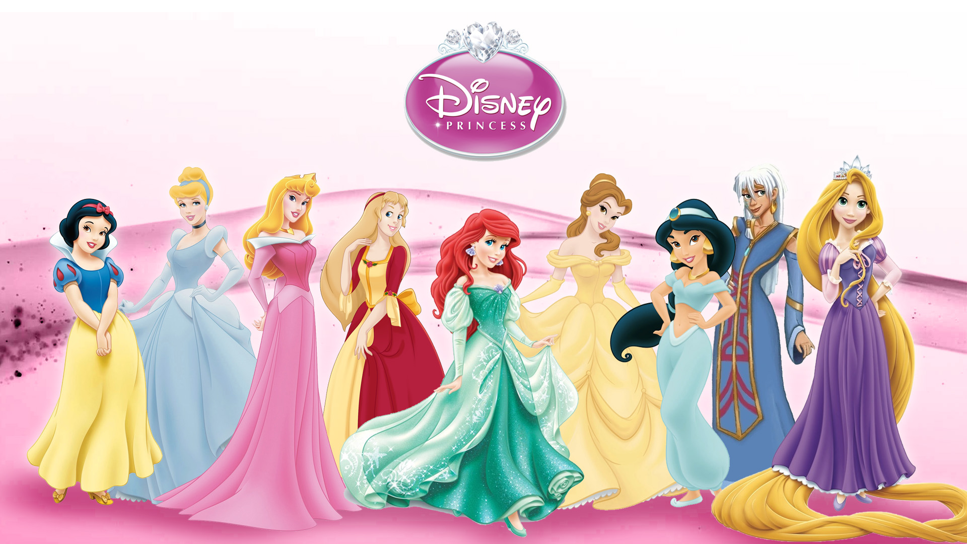 Image result for disney princess wallpaper