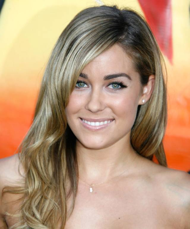 lauren conrad always did these five things to her hair