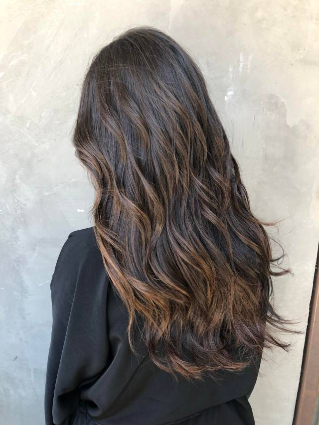 best 2018 summer hair highlight color trend guide