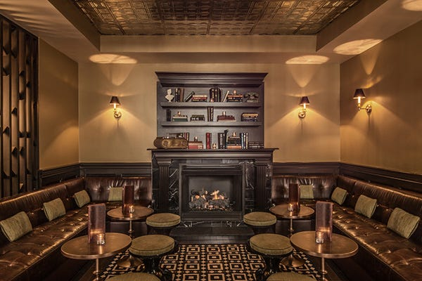 22 Bars & Restaurants With Fireplaces Chicago Area