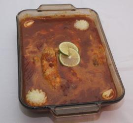 fish-in-tomato sauce