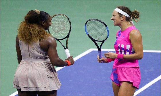 Serena falls to Azarenka in US Open semi-finals - Stabroek News