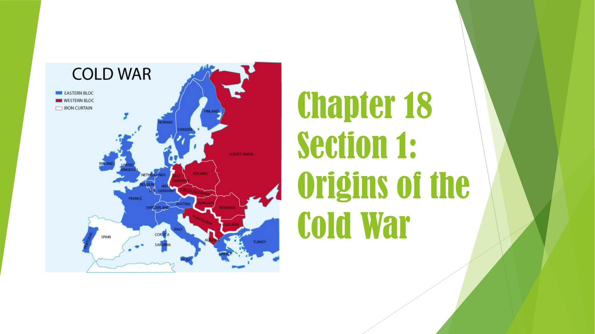 Bestseller Chapter 18 Section 1 Cold War Worksheet