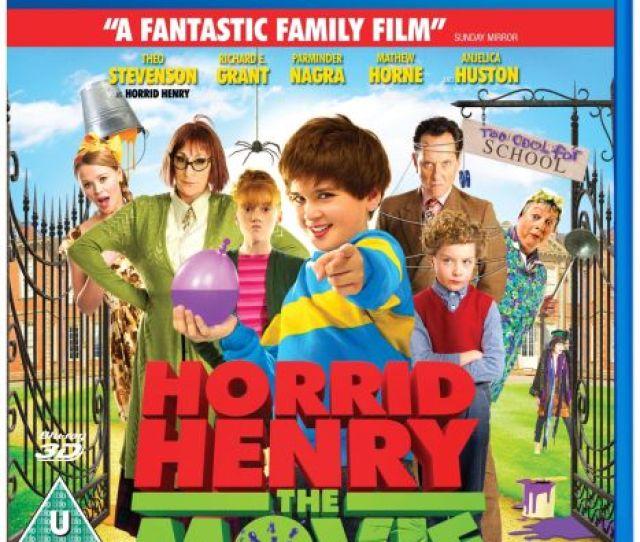 Horrid Henry The Movie 3d Description
