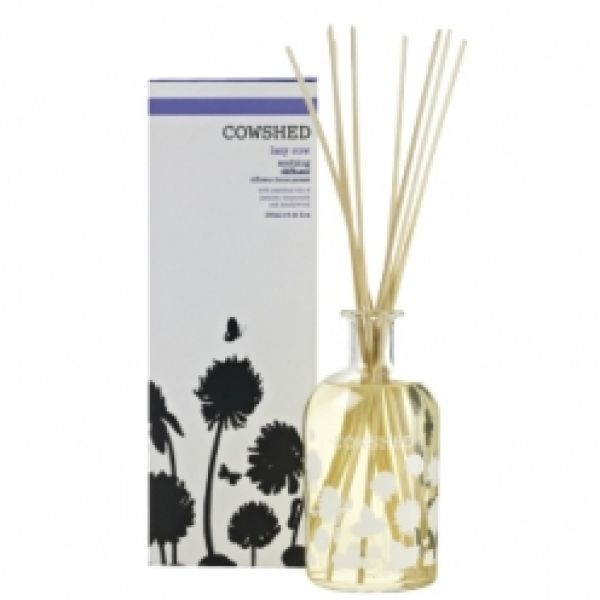 Cowshed Lazy Cow Soothing Room Diffuser 250ml Free