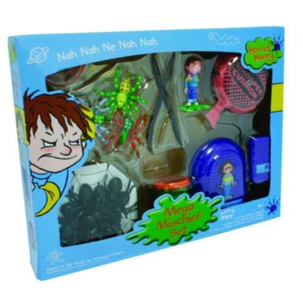 Horrid Henry Mega Mischief Collection IWOOT