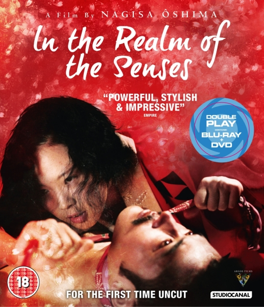 In The Realm Of The Senses Includes Blu Ray And Dvd Copy