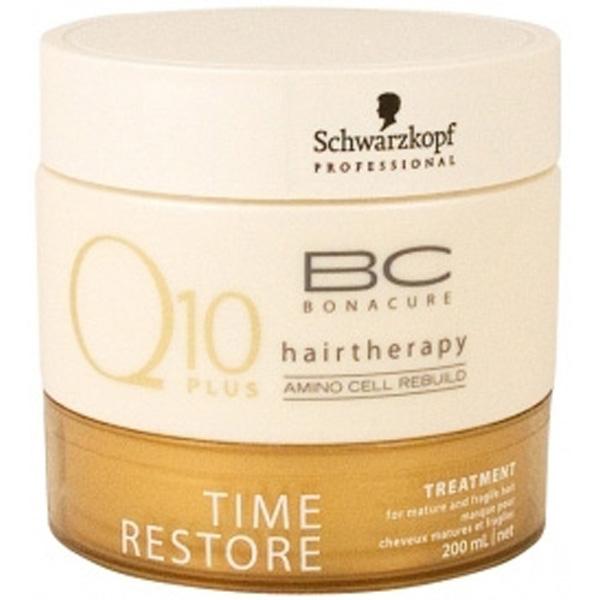 Schwarzkopf BC Bonacure Time Restore Q10 Treatment 200ml