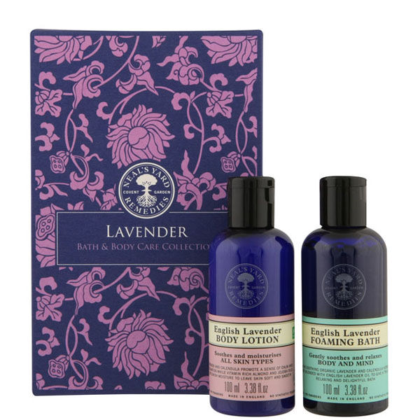 NealS Yard Remedies Lavender Bath Amp Body Care Collection