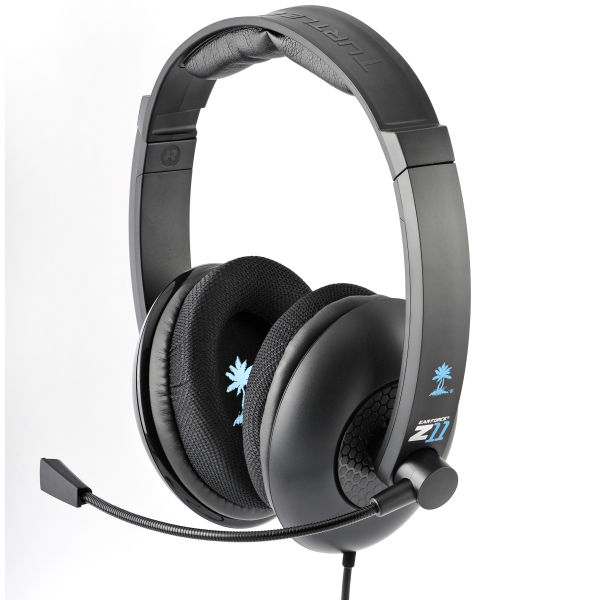 Turtle Beach EarForce Z11 Gaming Headset PC Accessories