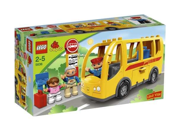 Lego Duplo Bus Toys