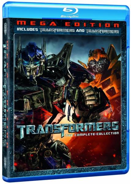 TransformersTransformers Revenge Of The Fallen Blu Ray